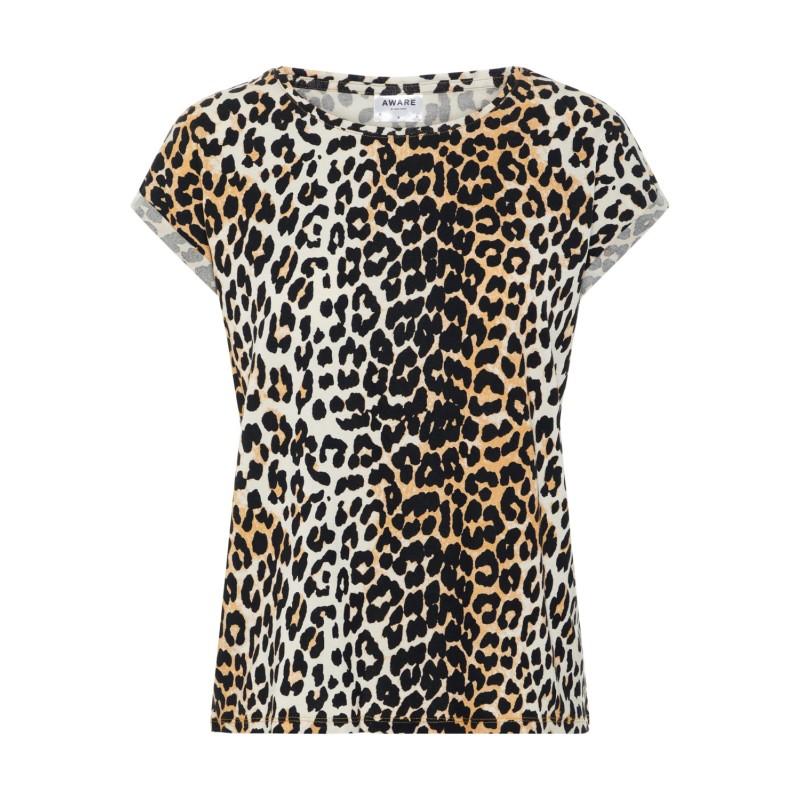 Vero Moda | Ava T-shirt | Leopard-31