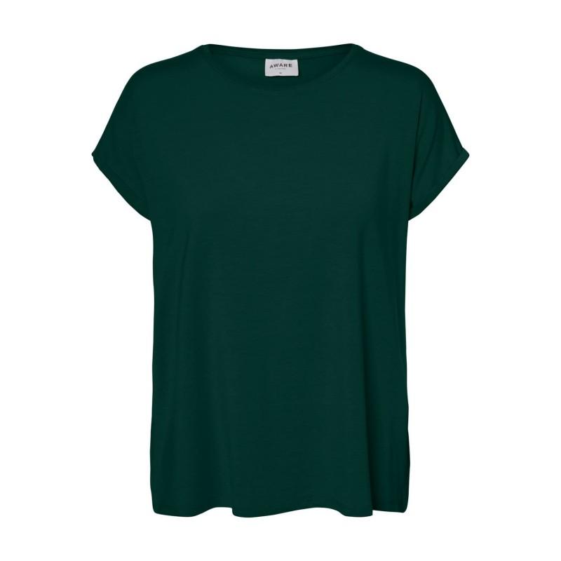 Vero Moda / Aware | Ava T-shirt | Grøn-31