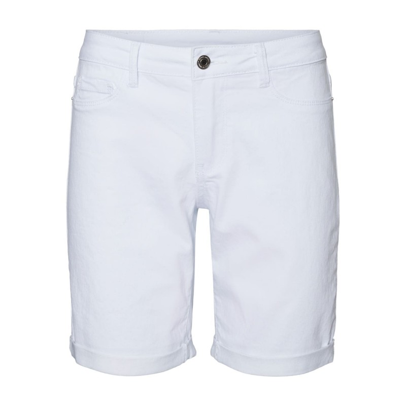 Vero Moda | Hot Seven Shorts | Hvid Denim-31