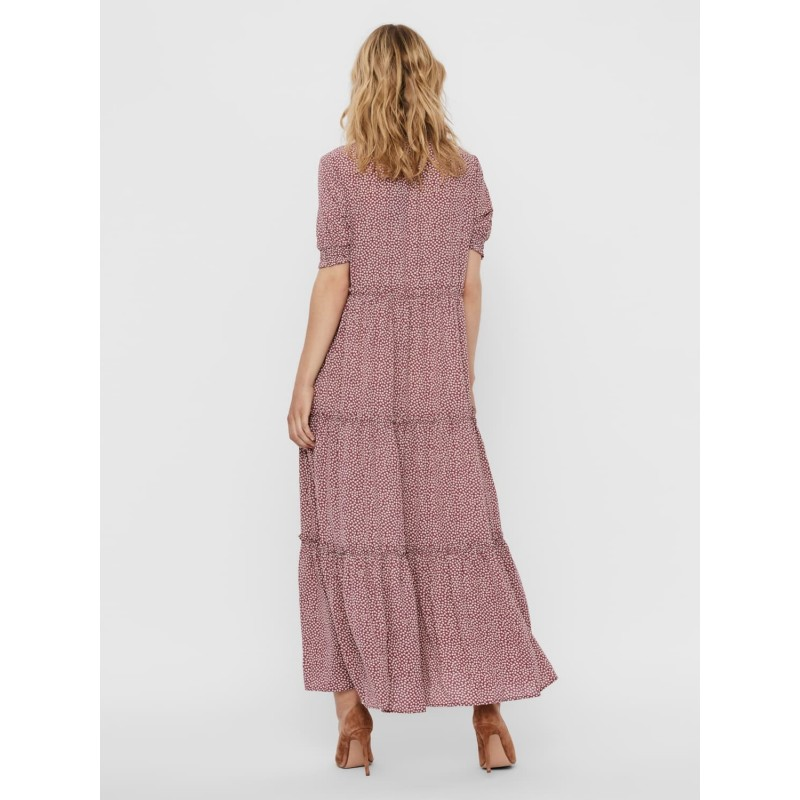 Vero Moda I Kinsey Kjole I Rosa-32
