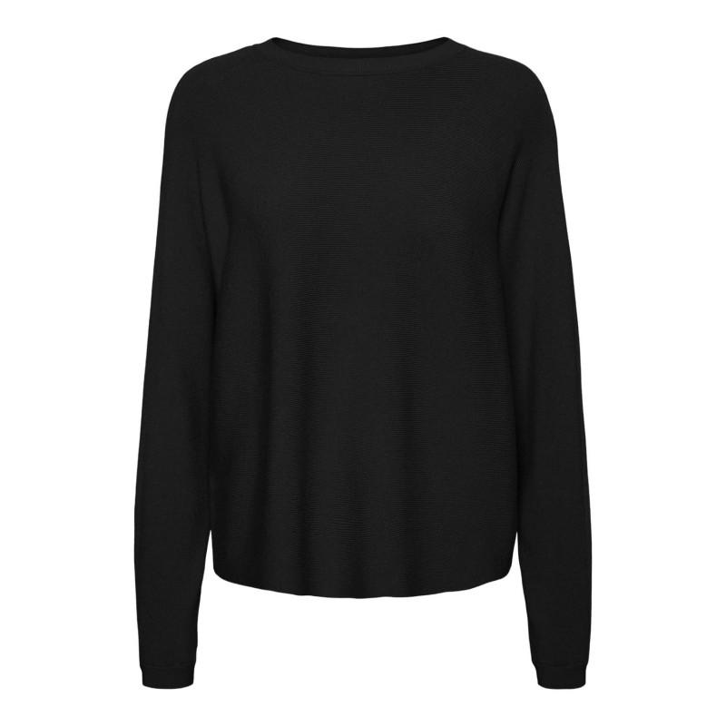 Vero Moda | Sanna Bluse | Sort-31
