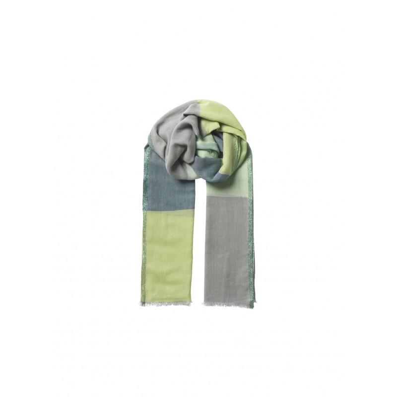 Beck Söndergaard I Vikkola Cowea Tørklæde I Grøn-31