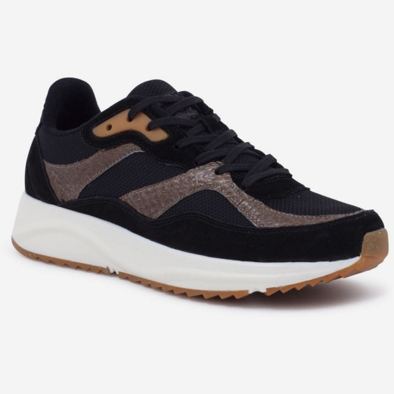 Woden | Sophie Sneakers | Sort-31
