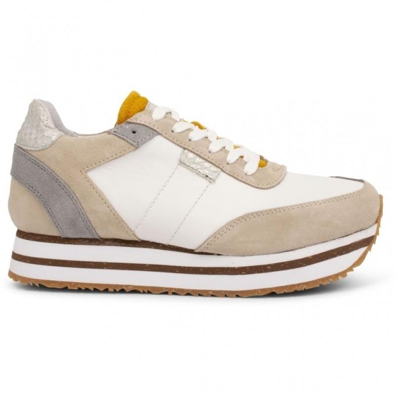 WodenAvaSuedeSneakersSand-32