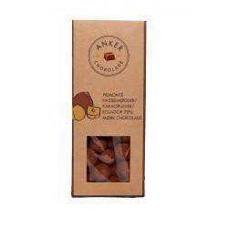 Anker chokolade I Piemonte hasselnødder I mørk chokolade-20