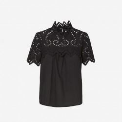 Vero Moda | Vay Bluse | Sort-20