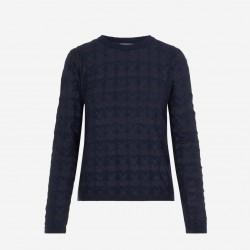 Vero Moda   Hanne Pullover   Blå-20