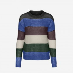 Vero Moda | Bloma Strik | Blå-20