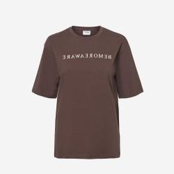 Vero Moda | Aware Idin T-shirt | Brun-20