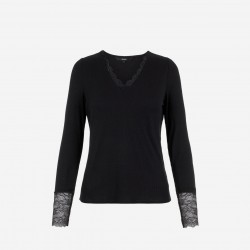Vero Moda | Anja Lace | Sort-20