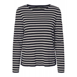 Vero Moda | Sailor Bluse | Navy-20