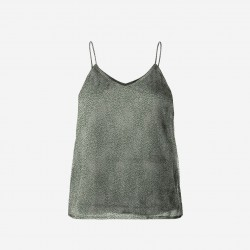 Vero Moda | Cailey Top | Grøn-20