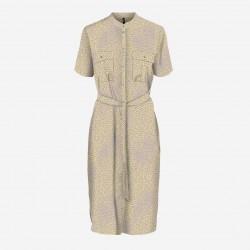 Vero Moda | Cailey Skjorte Kjole | Gul-20