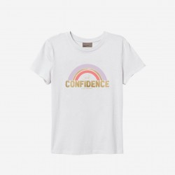 Vero Moda | Confidence T-shirt | Hvid-20