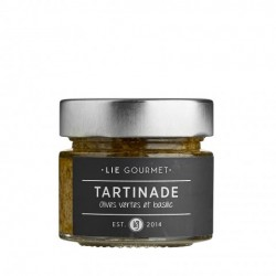 Lie Gourmet | Tapenade | Green Olives / Basil-20