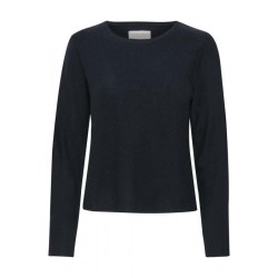Part Two | Adelin Pullover | Mørkeblå-20