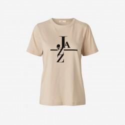 Leveté Room | Gunya T-shirt | Sand-20
