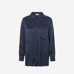 Levete Room | Florence Skjorte | Blå-20