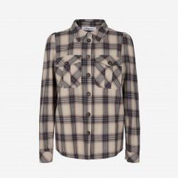 Cocouture | Lison Check Skjorte-20