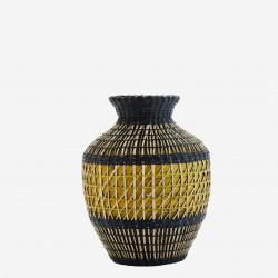 Madam Stoltz | Seagrass Vase-20