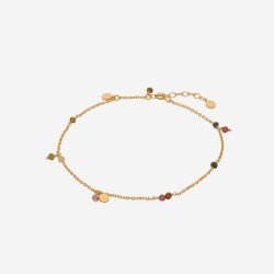 Pernille Corydon | Afterglow Anklet | Forgyldt-20