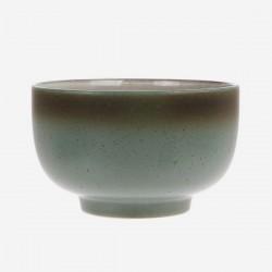 Keramik Skål | Grøn-20