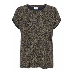 Vero Moda / Aware | Ava T-shirt | Navy-20