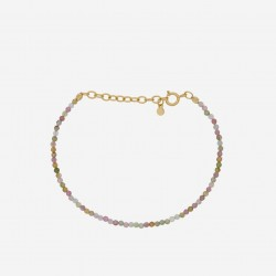 Pernille Corydon | Light Rainbow Bracelet | Forgyldt-20