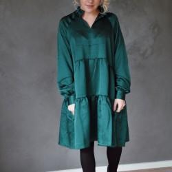 Sofie Schnoor | Lizzy Kjole | Grøn-20