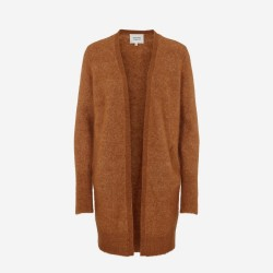 Second Female | Brook New Pocket Cardigan | Camel-20