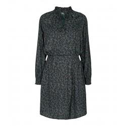 Cocouture | Coal Leo kjole | Sort-20