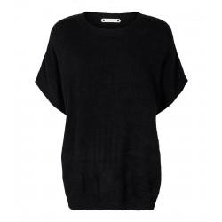 Cocouture | Soul O-neck Vest | Sort-20