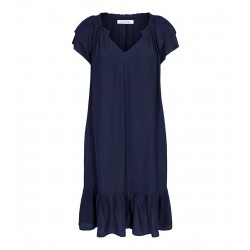 Cocouture | Sunrise kjole | Navy-20