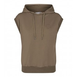 Cocouture | Rush hoodie vest | Army-20