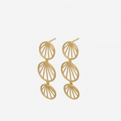 Pernille Corydon | Sunray Earrings | Forgyldt-20