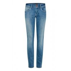 Pulz | Haya Skinny Jeans Curved | Lys Denim-20
