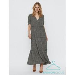 Vero Moda I Kinsey Kjole I Sort-20