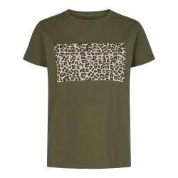Liberté Essential   Ginger T-shirt   Army-20