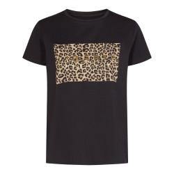 Liberté Essential   Ginger T-shirt   Sort-20