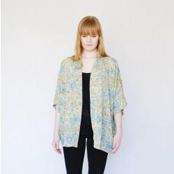Sissel Edelbo | Lotus Short Kimono no.1-20