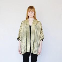 Sissel Edelbo | Lotus Short Kimono no.3-20