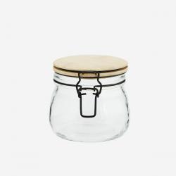 Madam Stoltz I Opbevaringsglas I Bambus-20