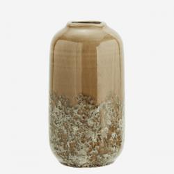 Madam Stoltz I Stoneware Vase I Bronze-20