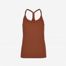 Second Female | Minna Strop Top | Rust-20