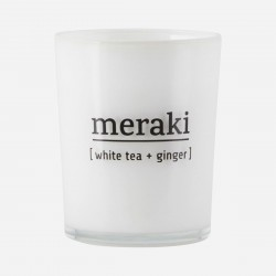 Meraki | Duftlys | White Tea / Ginger-20