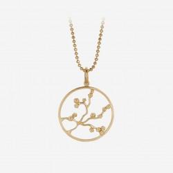 Pernille Corydon | Sakura Necklace | Forgyldt-20