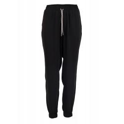 Neo Noir I Clover Pants I Sort-20