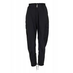 Neo Noir I Jane Crisp Pants I Sort-20