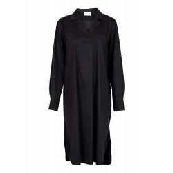 Neo Noir I Jessica skjorte kjole I sort-20