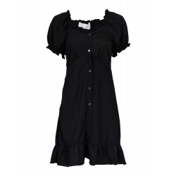 Neo Noir I Killa Dress I Sort-20
